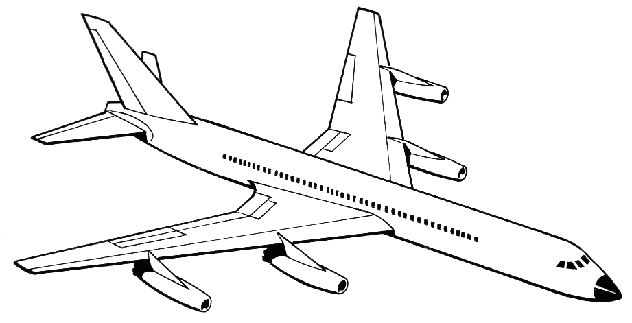 Line Drawing Jet : File airplane the work of god s children