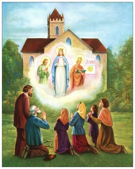 File:Our Lady of Knock.jpg - The Work of God's Children