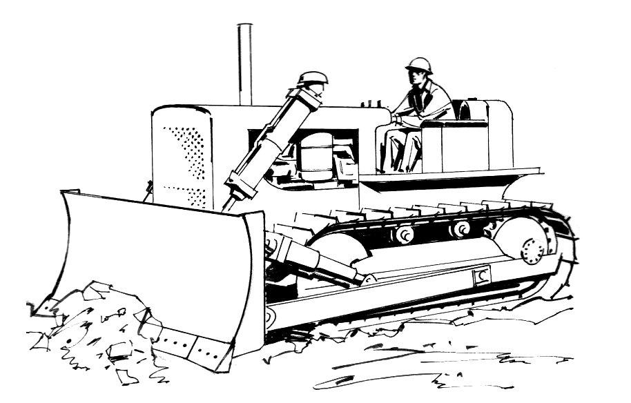 filebulldozer 001  the work of god's children